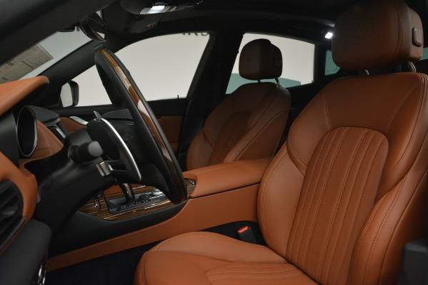 Used 2019 Maserati Levante Q4 GranLusso for sale Sold at Bugatti of Greenwich in Greenwich CT 06830 15