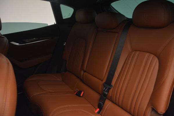 Used 2019 Maserati Levante Q4 GranLusso for sale Sold at Bugatti of Greenwich in Greenwich CT 06830 19