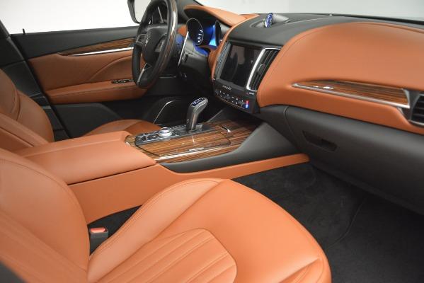 Used 2019 Maserati Levante Q4 GranLusso for sale Sold at Bugatti of Greenwich in Greenwich CT 06830 20