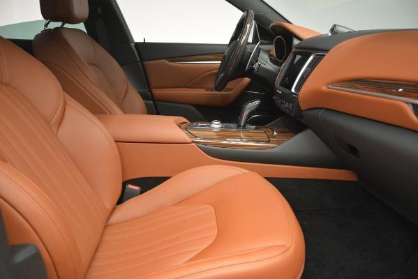 Used 2019 Maserati Levante Q4 GranLusso for sale Sold at Bugatti of Greenwich in Greenwich CT 06830 21