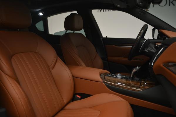 Used 2019 Maserati Levante Q4 GranLusso for sale Sold at Bugatti of Greenwich in Greenwich CT 06830 22