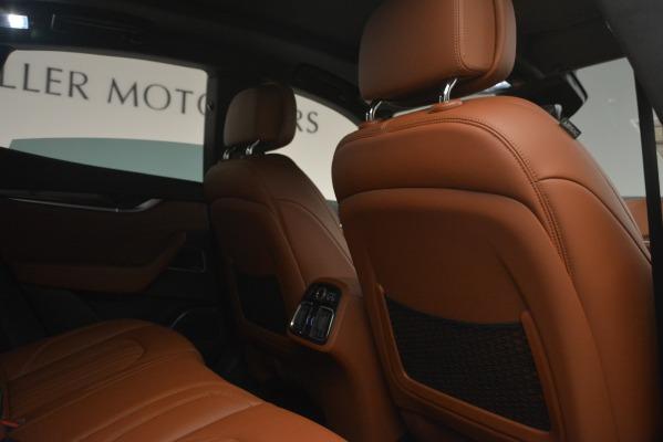 Used 2019 Maserati Levante Q4 GranLusso for sale Sold at Bugatti of Greenwich in Greenwich CT 06830 23