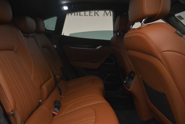 Used 2019 Maserati Levante Q4 GranLusso for sale Sold at Bugatti of Greenwich in Greenwich CT 06830 24