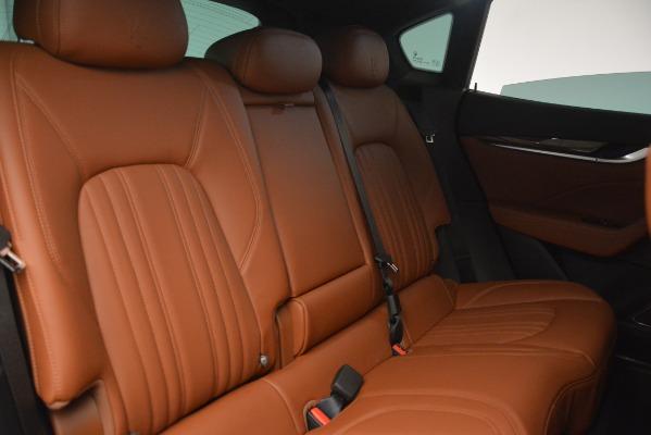 Used 2019 Maserati Levante Q4 GranLusso for sale Sold at Bugatti of Greenwich in Greenwich CT 06830 25