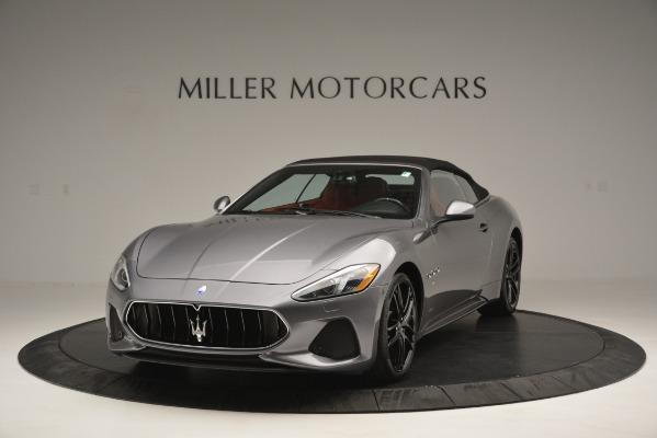 Used 2018 Maserati GranTurismo Sport for sale $102,900 at Bugatti of Greenwich in Greenwich CT 06830 10