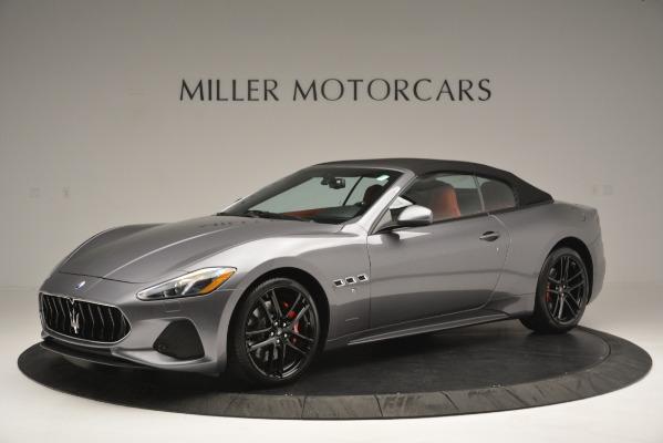 Used 2018 Maserati GranTurismo Sport for sale $102,900 at Bugatti of Greenwich in Greenwich CT 06830 12