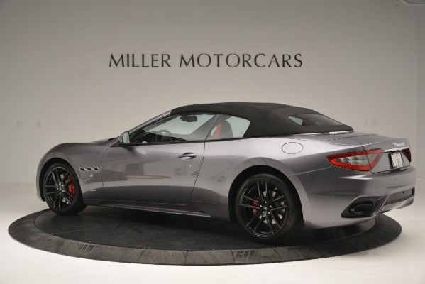 Used 2018 Maserati GranTurismo Sport for sale $102,900 at Bugatti of Greenwich in Greenwich CT 06830 14