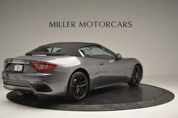 Used 2018 Maserati GranTurismo Sport for sale $102,900 at Bugatti of Greenwich in Greenwich CT 06830 17