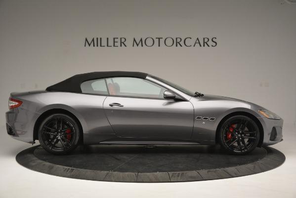 Used 2018 Maserati GranTurismo Sport for sale $102,900 at Bugatti of Greenwich in Greenwich CT 06830 18