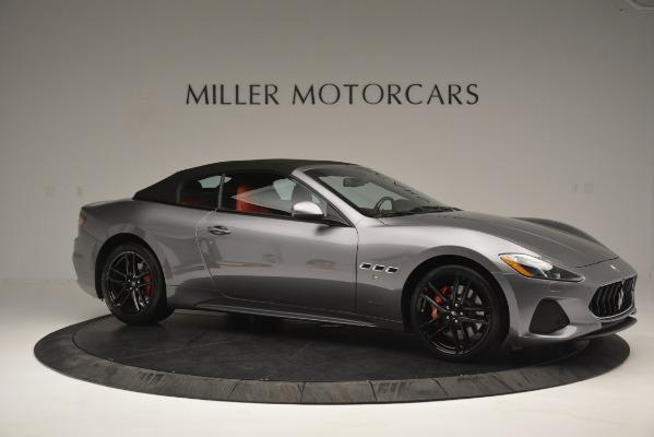 Used 2018 Maserati GranTurismo Sport for sale $102,900 at Bugatti of Greenwich in Greenwich CT 06830 19