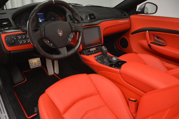 Used 2018 Maserati GranTurismo Sport for sale $102,900 at Bugatti of Greenwich in Greenwich CT 06830 22