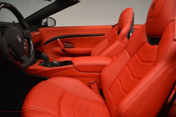 Used 2018 Maserati GranTurismo Sport for sale $102,900 at Bugatti of Greenwich in Greenwich CT 06830 23