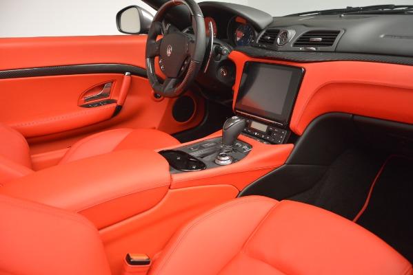 Used 2018 Maserati GranTurismo Sport for sale $102,900 at Bugatti of Greenwich in Greenwich CT 06830 28