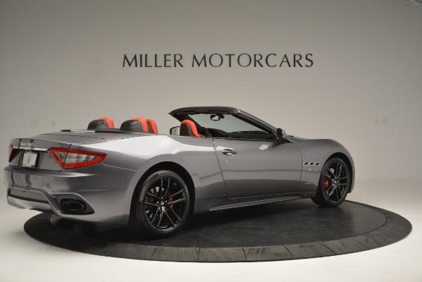 Used 2018 Maserati GranTurismo Sport for sale $102,900 at Bugatti of Greenwich in Greenwich CT 06830 6