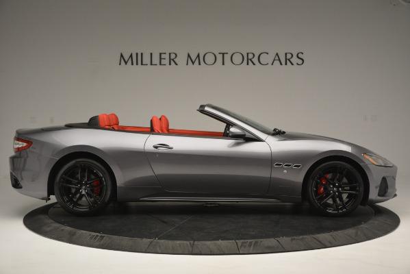 Used 2018 Maserati GranTurismo Sport for sale $102,900 at Bugatti of Greenwich in Greenwich CT 06830 7