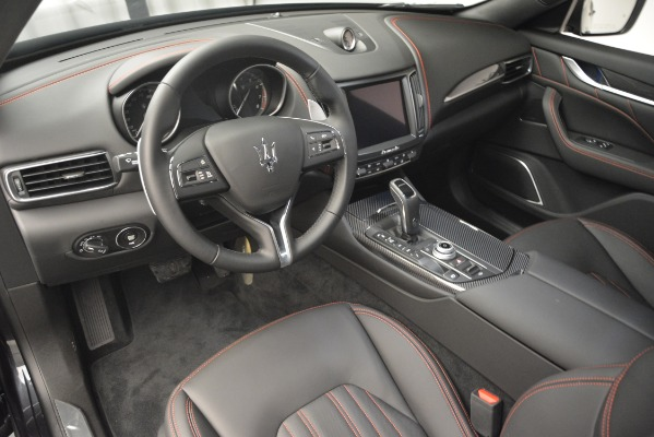 New 2019 Maserati Levante Q4 GranLusso for sale Sold at Bugatti of Greenwich in Greenwich CT 06830 15