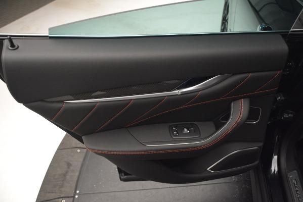 New 2019 Maserati Levante Q4 GranLusso for sale Sold at Bugatti of Greenwich in Greenwich CT 06830 18