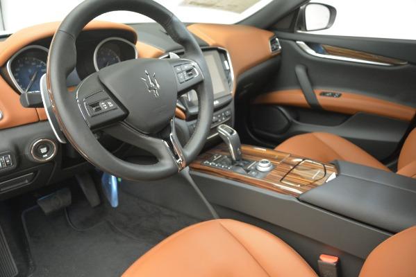 New 2019 Maserati Ghibli S Q4 for sale Sold at Bugatti of Greenwich in Greenwich CT 06830 12