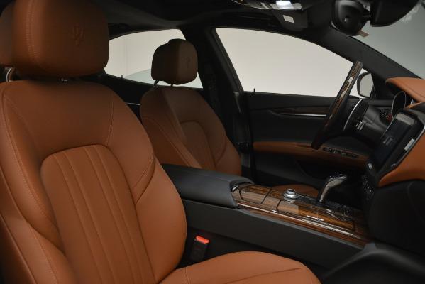 New 2019 Maserati Ghibli S Q4 for sale Sold at Bugatti of Greenwich in Greenwich CT 06830 21