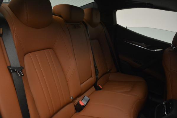 New 2019 Maserati Ghibli S Q4 for sale Sold at Bugatti of Greenwich in Greenwich CT 06830 24