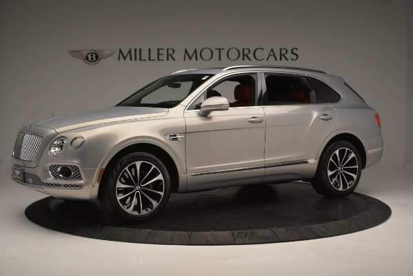 Used 2017 Bentley Bentayga W12 for sale Sold at Bugatti of Greenwich in Greenwich CT 06830 2