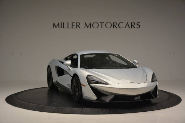Used 2017 McLaren 570S Coupe for sale $159,900 at Bugatti of Greenwich in Greenwich CT 06830 11