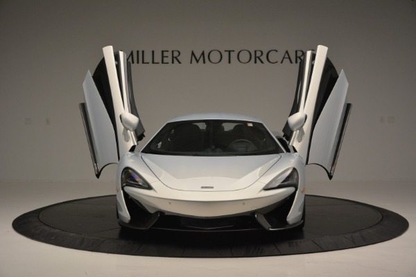 Used 2017 McLaren 570S for sale $149,900 at Bugatti of Greenwich in Greenwich CT 06830 13