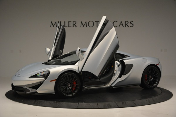 Used 2017 McLaren 570S Coupe for sale $159,900 at Bugatti of Greenwich in Greenwich CT 06830 14