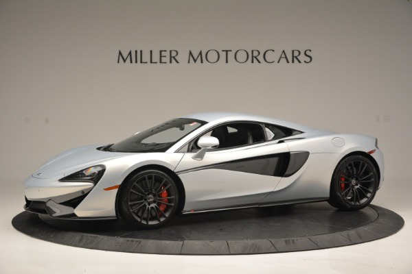 Used 2017 McLaren 570S Coupe for sale $159,900 at Bugatti of Greenwich in Greenwich CT 06830 2