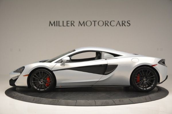 Used 2017 McLaren 570S Coupe for sale $159,900 at Bugatti of Greenwich in Greenwich CT 06830 3