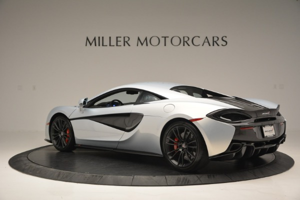 Used 2017 McLaren 570S for sale $149,900 at Bugatti of Greenwich in Greenwich CT 06830 4