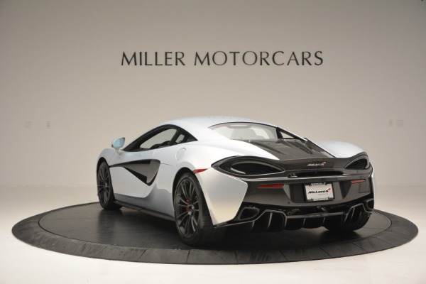 Used 2017 McLaren 570S for sale $149,900 at Bugatti of Greenwich in Greenwich CT 06830 5