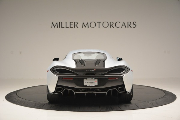 Used 2017 McLaren 570S Coupe for sale $159,900 at Bugatti of Greenwich in Greenwich CT 06830 6
