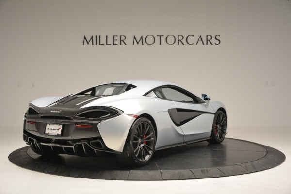 Used 2017 McLaren 570S Coupe for sale $159,900 at Bugatti of Greenwich in Greenwich CT 06830 7