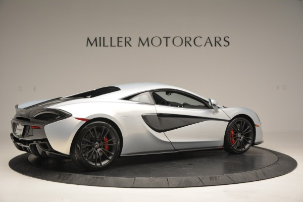 Used 2017 McLaren 570S Coupe for sale $159,900 at Bugatti of Greenwich in Greenwich CT 06830 8