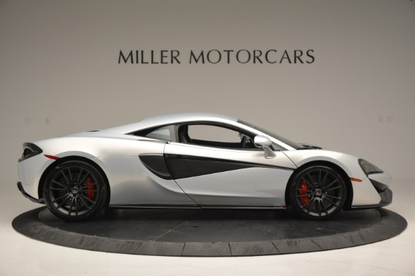Used 2017 McLaren 570S Coupe for sale $159,900 at Bugatti of Greenwich in Greenwich CT 06830 9