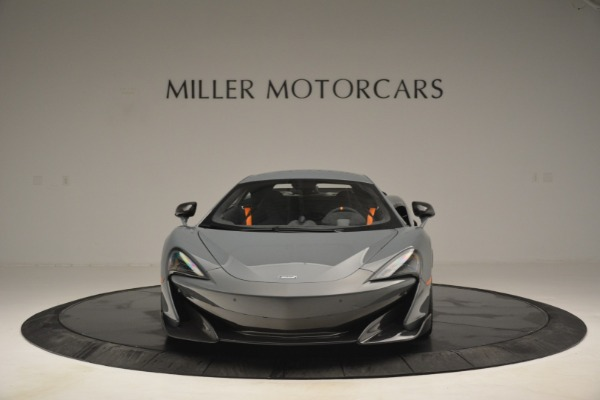 New 2019 McLaren 600LT Coupe for sale Sold at Bugatti of Greenwich in Greenwich CT 06830 12