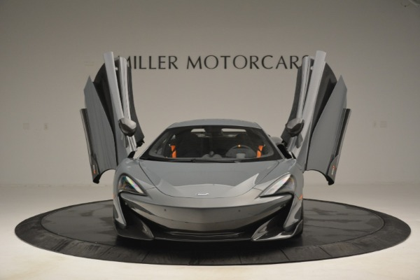 New 2019 McLaren 600LT Coupe for sale Sold at Bugatti of Greenwich in Greenwich CT 06830 13