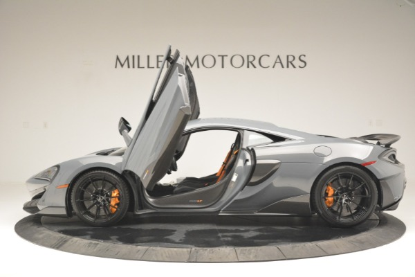 New 2019 McLaren 600LT Coupe for sale Sold at Bugatti of Greenwich in Greenwich CT 06830 15
