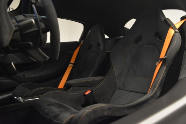 New 2019 McLaren 600LT Coupe for sale Sold at Bugatti of Greenwich in Greenwich CT 06830 19
