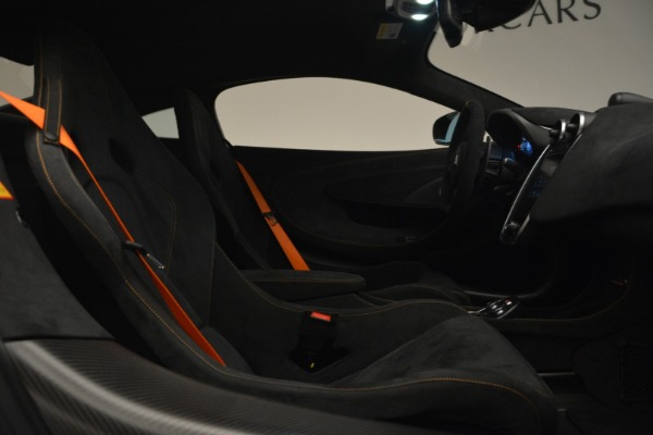 New 2019 McLaren 600LT Coupe for sale Sold at Bugatti of Greenwich in Greenwich CT 06830 21