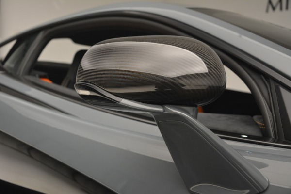 New 2019 McLaren 600LT Coupe for sale Sold at Bugatti of Greenwich in Greenwich CT 06830 24