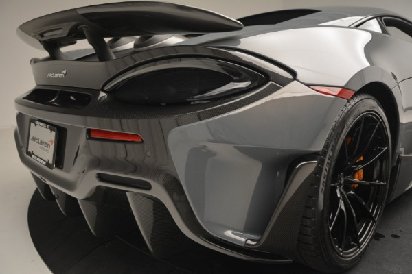 New 2019 McLaren 600LT Coupe for sale Sold at Bugatti of Greenwich in Greenwich CT 06830 25