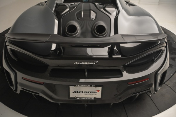 New 2019 McLaren 600LT Coupe for sale Sold at Bugatti of Greenwich in Greenwich CT 06830 26