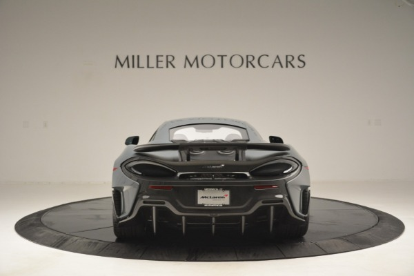 New 2019 McLaren 600LT Coupe for sale Sold at Bugatti of Greenwich in Greenwich CT 06830 6