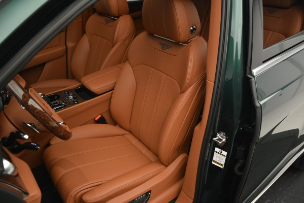 New 2019 Bentley Bentayga V8 for sale Sold at Bugatti of Greenwich in Greenwich CT 06830 19