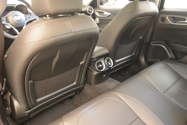 New 2018 Alfa Romeo Giulia Ti Q4 for sale Sold at Bugatti of Greenwich in Greenwich CT 06830 16