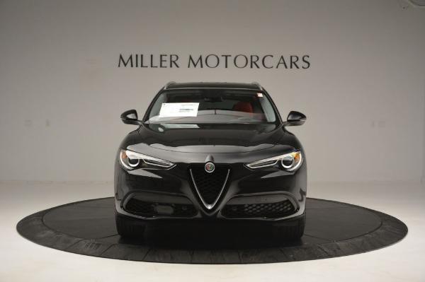 New 2019 Alfa Romeo Stelvio Q4 for sale Sold at Bugatti of Greenwich in Greenwich CT 06830 12