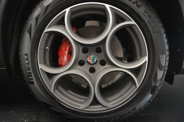 New 2019 Alfa Romeo Stelvio Q4 for sale Sold at Bugatti of Greenwich in Greenwich CT 06830 25