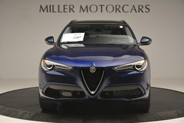 New 2019 Alfa Romeo Stelvio SPORT AWD for sale Sold at Bugatti of Greenwich in Greenwich CT 06830 12